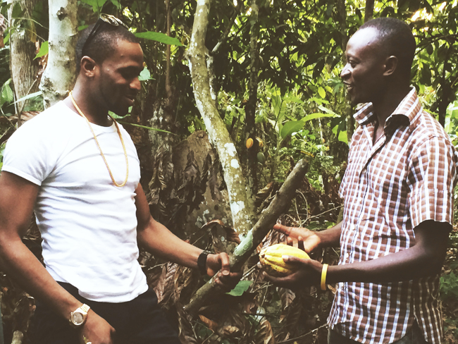 "D'banj: ""Today the Koko Master has become the Koko Farmer"""